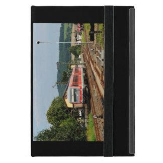Exit from Glauburg Stockheim iPad Mini Cover
