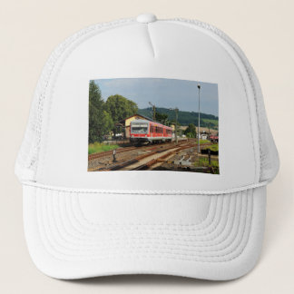 Exit from Glauburg Stockheim Trucker Hat