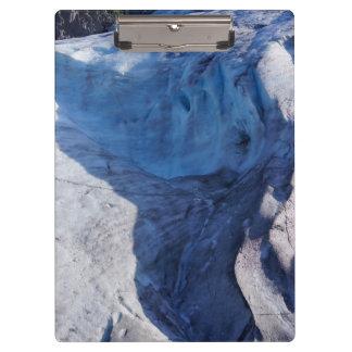 Exit Glacier Waves Clipboard