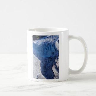 Exit Glacier Waves Coffee Mug