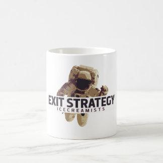 Exit Strategy Mug
