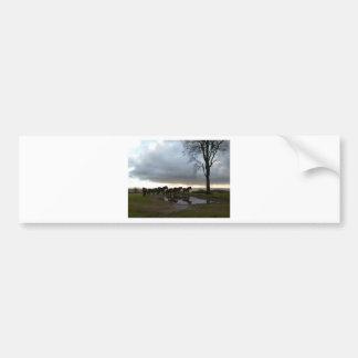 Exmoor Ponies Bumper Sticker