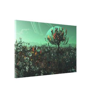 Exobotany Canvas Print