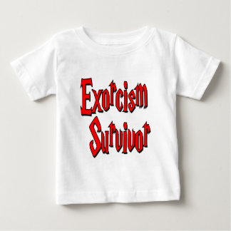 Exorcism Survivor Baby T-Shirt