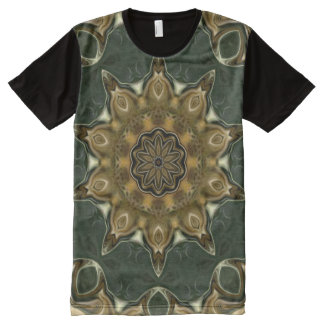 Exotic Africa. All-Over Print T-Shirt
