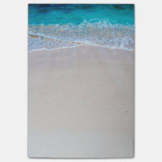 Exotic Beach & Ocean Post-it Notes