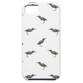 Exotic Birds Motif Pattern Case For The iPhone 5