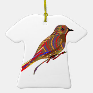 Exotic Birds Wild Pet Zoo Graphic LowPrice GIFTS Christmas Ornament