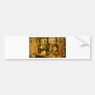 exotic bling bottle.jpg bumper sticker