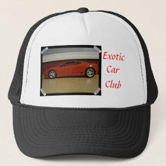 Exotic Car Club Hat