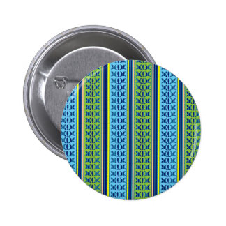 EXOTIC Colorful Geometrical Graphic GIFTS for ALL 6 Cm Round Badge