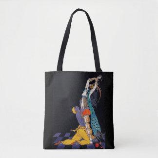 Exotic Dancers Tote Bag
