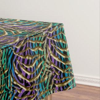 Exotic Fantasy Animal Print Tablecloth