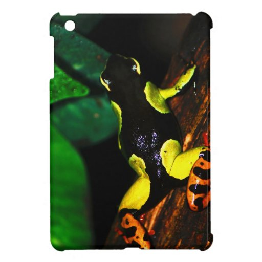 Exotic Frog iPad Mini Covers