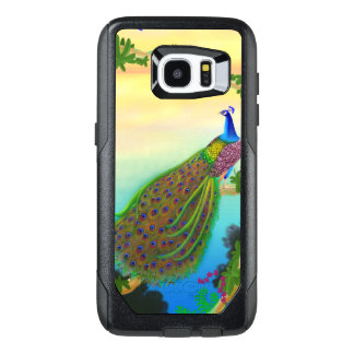 Exotic Indian Peacock Samsung Galaxy Case