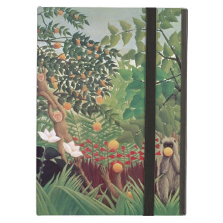 Exotic Landscape, 1910 iPad Air Case
