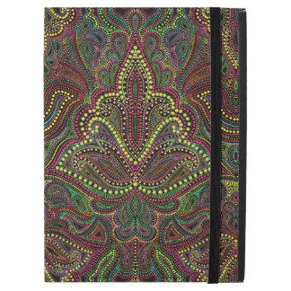exotic paisley damask iPad cover
