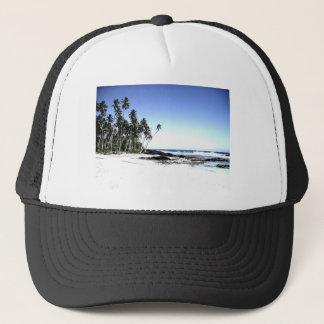 Exotic Palm Trees & Paradise Beach Cap