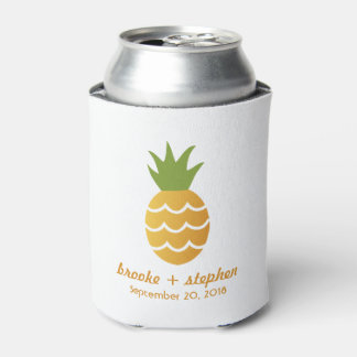 Exotic Pineapple Can Cooler