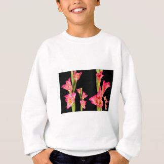 Exotic Pink Flower Bouquet Floral Elegant Gifts Sweatshirt