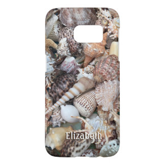 Exotic Seashell Personalized