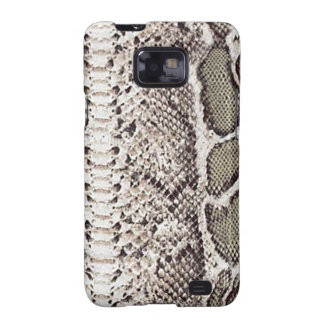 Exotic Snake Skin Samsung Galaxy S Case #1