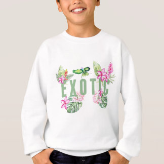 Exotic Sweatshirt