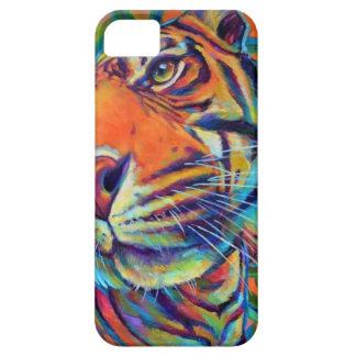 Exotic Tiger iPhone 5 Covers