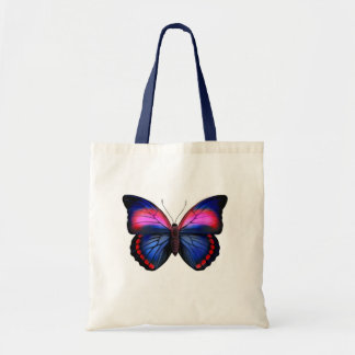 Exotic Tropical Butterfly Bag