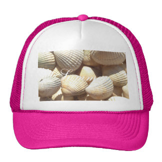 Exotic Tropical Sea Shell Summer Beach Photography Cap