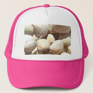 Exotic Tropical Sea Shell Summer Beach Photography Trucker Hat