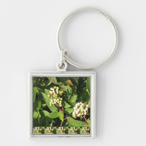 Exotice Flowers DIY TEMPLATE Giveaway Party GIFTS Keychains