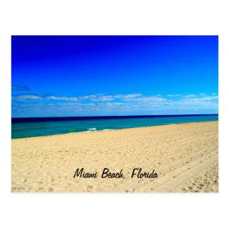 Expanse, Miami Beach, Florida Postcard