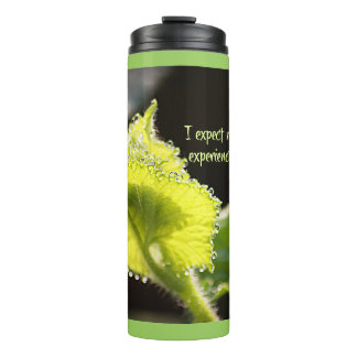 Expect New & Wonderful Experiences Thermal Tumbler