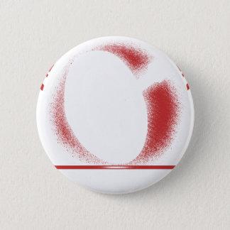 expect the x 6 cm round badge
