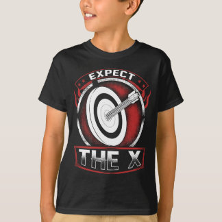 expect the x T-Shirt