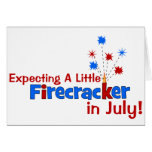 Expecting A Little Firecracker in July