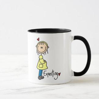 Expecting Baby Tshirts and Gifts Mug