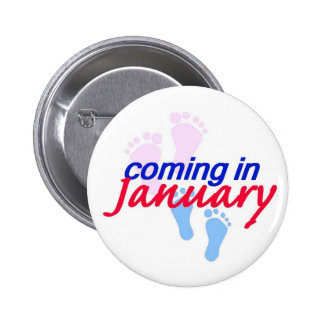 Expecting JANUARY Button