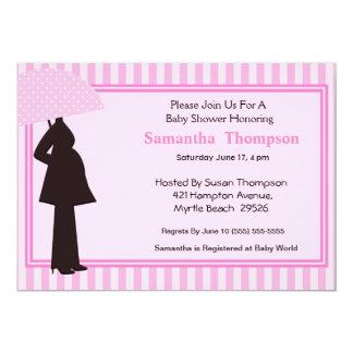 Expecting Mom Baby Shower Invitation