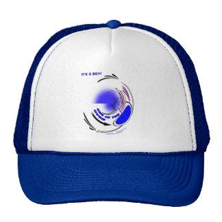 EXPECTING STORK  STORK TWIRL CAP