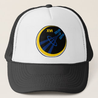 Expedition 16 trucker hat