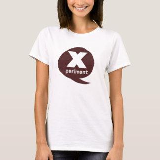 experiment bubble t-shirt