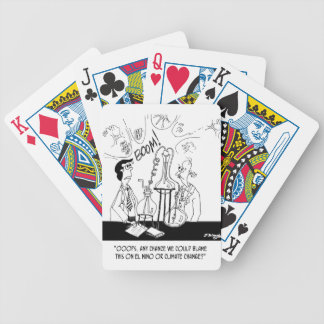 Experiment Cartoon 6904 Bicycle Playing Cards