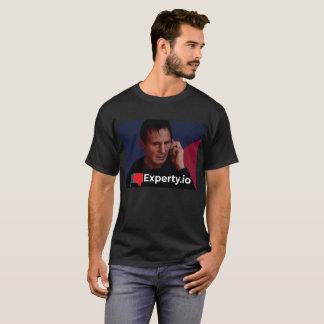 Experty.io Liam Neeson Taken T-Shirt