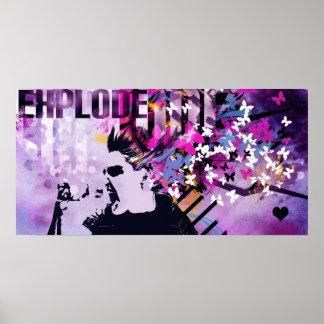 Explode Poster