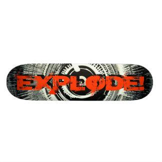 Explode! Skateboard