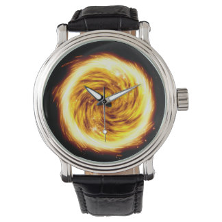 Exploded Fire orb watch