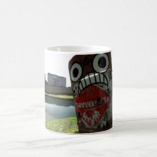 Exploding Barrel Mug