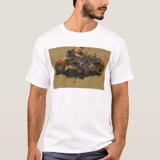 exploding bike T-Shirt